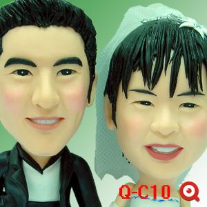 Q-C10-率性風格結婚禮服